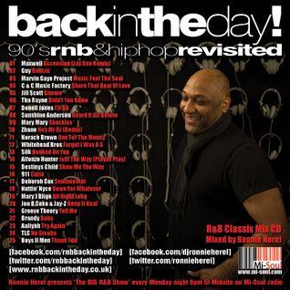 BackInTheDay! 90's Anthems Volume 21