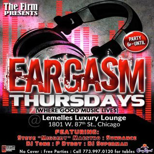 A Night @ Lemelle's-The Firm presents Eargasm Thursdays-4 February 2016-Part One