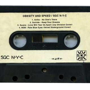 Obesity and Speed / SGCNYC