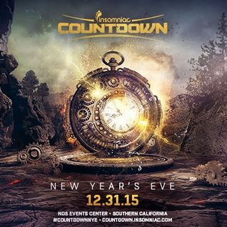 Kaskade - Live @ Countdown New Years Eve 2015 (San Bernardino) - 31.12.2015