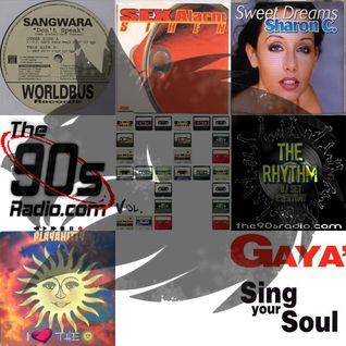 The 90's Radio Show - 1996 part 9 - The Rhythm #059