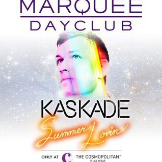 Kaskade - Live @ Marquee Dayclub (Las Vegas) - 30.08.2014