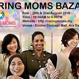 Caring Moms Malaysia on AFO LIVE