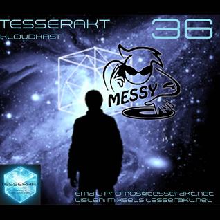 Tesserakt Kloudkast 36 mixed by MESSY
