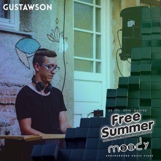Gustawson @ Moody Stage na Free Summer 2016