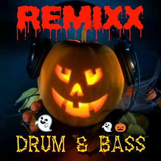 Remixx - Drum & Bass (October 2015)