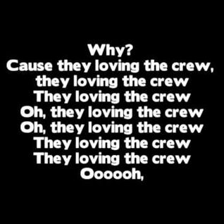 Crew Love? She DGAF
