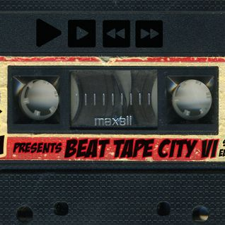 Beat Tape City : Tape VI
