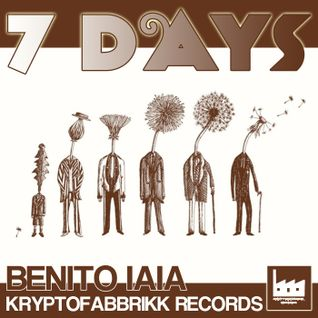 BENITO IAIA- GULP/BEYOND GOOD AND EVIL/CLAPPERBOARD (ORIGINAL MIX)(KRYPTOFABBRIKK RECORDS)