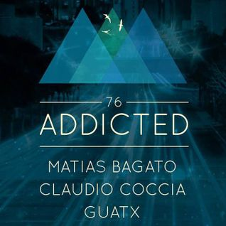 Claudio Coccia @ Addicted (Campana, BA) 08-07-13