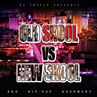 DJ Sniper UK Presents New Skool Vs Old Skool Mash Up Mix 2016