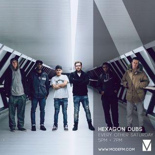 12/11/2016 - Hexagon Dubs - Mode FM (Podcast)