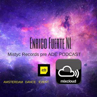 Enrico Fuerte for Mistyc Records Techno podcast