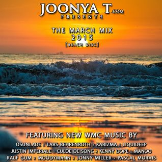 THE MARCH MIX 2015 [BEACH DISC]