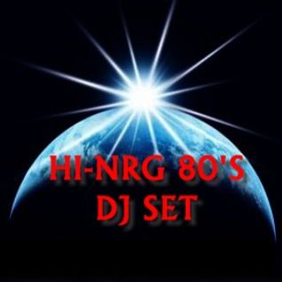 HI-NRG ITALODISCO 80'S (STUDIO DJ SET) by Emiliano Geri