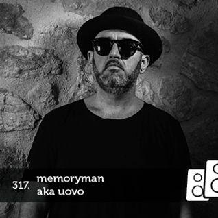 Soundwall Podcast #317: Memoryman aka Uovo