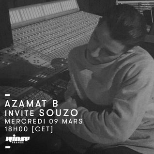 Azamat B Invite Souzo - 9 Mars 2016