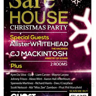 Safe House Christmas Party