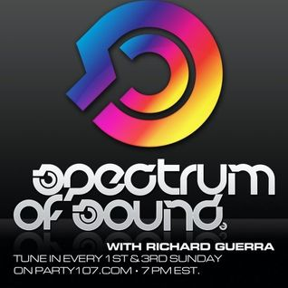 Spectrum of Sound Mix - Alex Kaspr