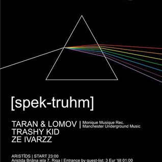 [SPEK-TRUHM] DJ-set