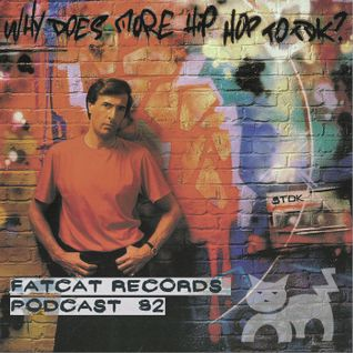 Mike Allen Capital Rap Show - FatCat Records Podcast #82