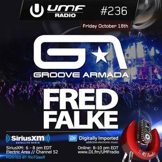 UMF Radio 236 - Groove Armada & Fred Falke