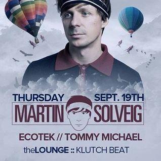 Martin Solveig - Live @ Beta Nightclub (Denver, Colorado) - 19.09.2013