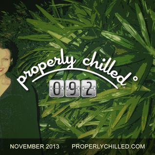 Properly Chilled Podcast #92: Female Vocalists Edition