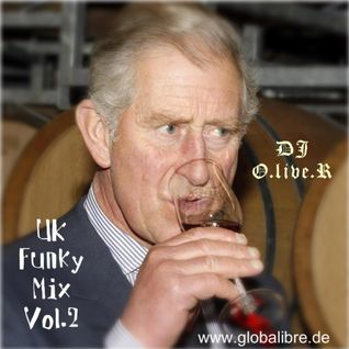 DJ O.live.R - UK FUNKY-Mix Vol.2