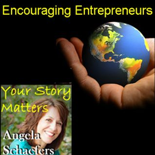 Mac Macartney founder of Embercombe on Your Story Matters with Angela Schaefers