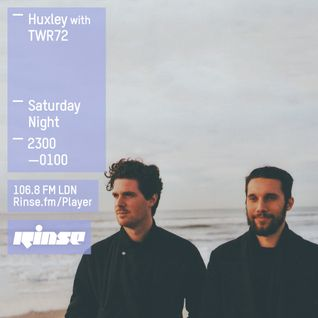 Rinse FM Show w/ TWR72 16th January 2016