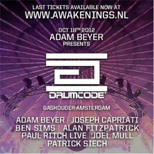 Alan Fitzpatrick - Recorded Live @ Drumcode, Awakenings, Amsterdam :: 18.10.2012