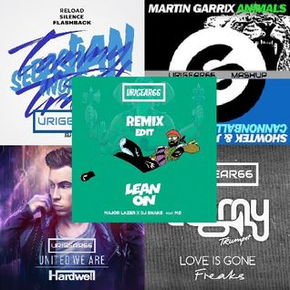 Urigear66 Remixes/Mashups 2015