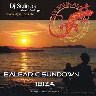 * DJ Salinas - Balearic Sundown Ibiza *
