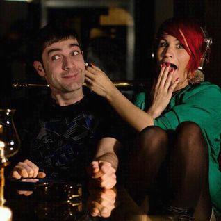 Jen7 & Sash Electrique - @ Club Aoxomoxoa 8.11.12