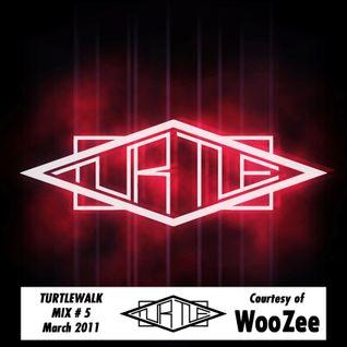 The Turtle Walk Mix #5 - Woozee