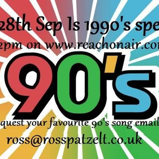 28.09.16 - 90's Special!