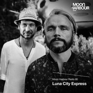 Moon Harbour Radio 80: Luna City Express | Moon Harbour Radio December Special 2016