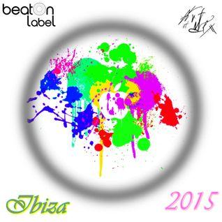 BeatOn IBIZA (ARTofMIX'2015) - mixed by Lui Danzi