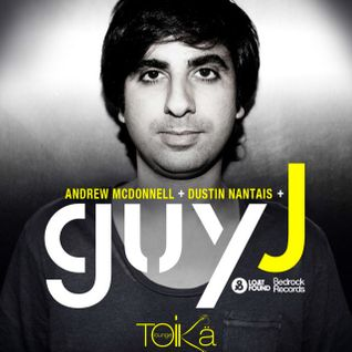 Live at Toika Lounge, Toronto w/ Guy J - October 6, 2012