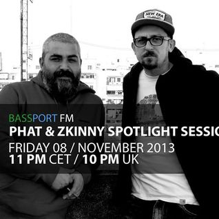 Phat & Zkinny - Spotlight Session - 08.11.13