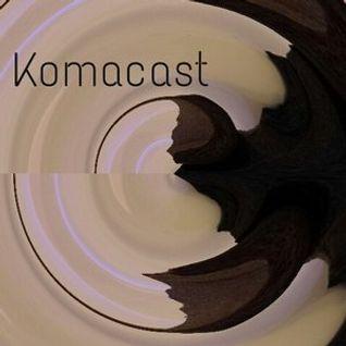 Komacast 013 by Nico Lauz (612.Rec) live