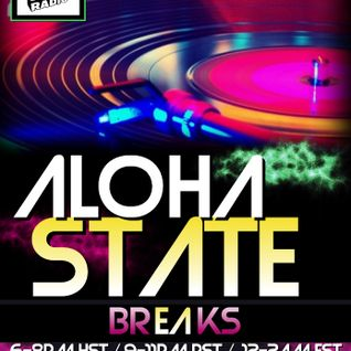 SilviaSativa - Aloha State Breaks {LIVE} on NSB Radio (Aug-1-2016)
