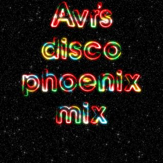 Avr's disco phoenix mix 9.1.14