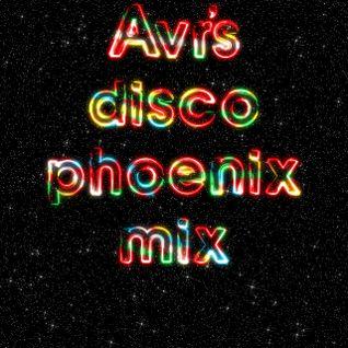 Avr's disco phoenix mix 9.1.14