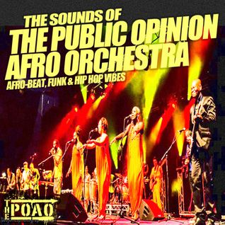 SOUL OF SYDNEY #228: The Sounds of THE PUBLIC OPINION AFRO ORCHESTRA - Afrobeat & Global Funk vibes