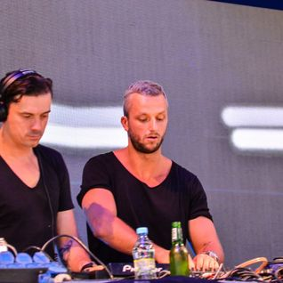 Angelo Mike & Bshosa @ Audioriver Festival 2014