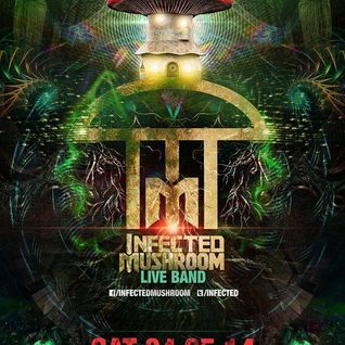Hitmen & Tista Opening For Infected Mushroom @ The Rave (04-04-14)