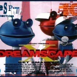 DJ Slipmatt & Mad P - Dreamscape 10 'Get Smashed' - The Sanctuary - 8.4.94