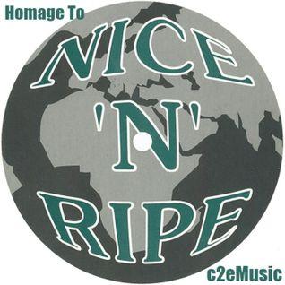 C2E Pressure Radio Show 24-05-2012 - Nice 'N' Ripe